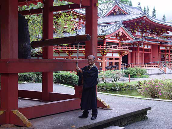 Byodo-In Temple - Valley of the Temples Memorial Park - Kaneohe